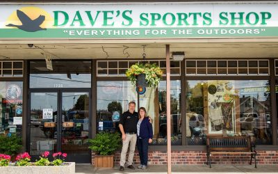 Featured business: Dave's Sports Shop to seek new ownership
