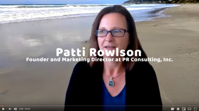 Video: Building Bellingham podcast talks with Patti Rowlson about PR and communications during coronavirus