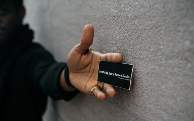 Business cards: still relevant in today's digital world